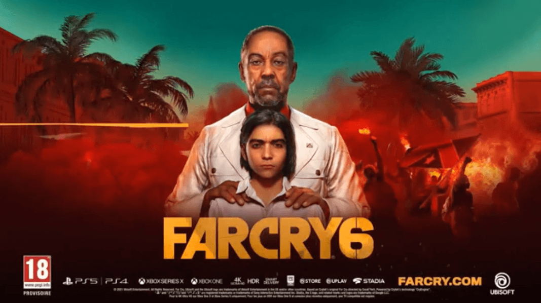 far cry 6 leak